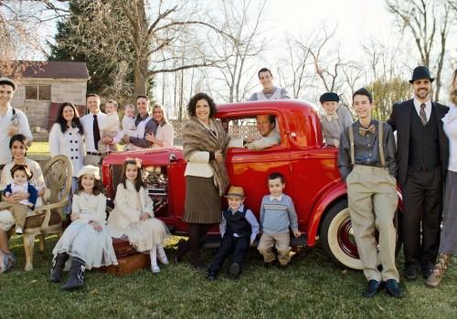 Dr. Carr's Family